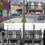 Hepbourne and Ossington 77 years apart