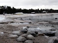 Georgian Bay, not yet frozen